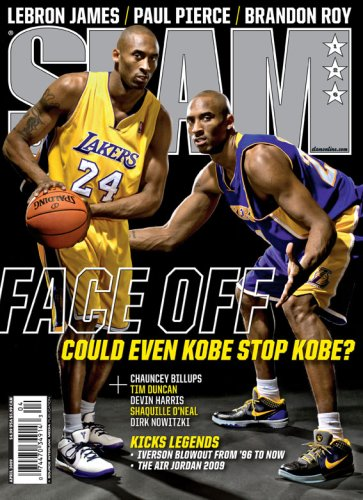 SLAM Magazine: Kobe Bryant (March 2009)