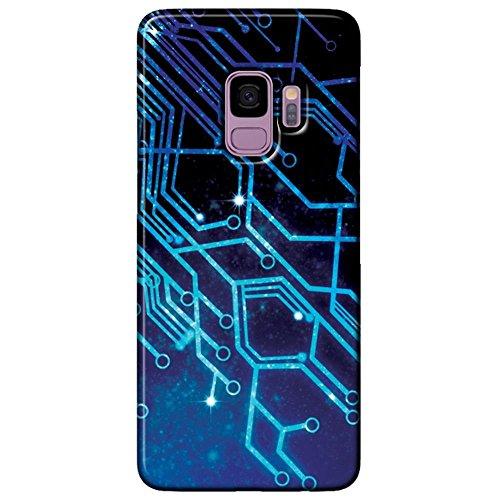 Capa Personalizada Samsung Galaxy S9 G960 - Hightech - HG06