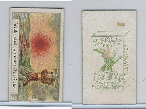 B116-151 BAT Eagle Cigarettes, Animals & Birds, 1912, 37 Lighthouse