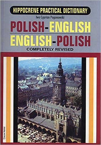 Polish Dictionary (Hippocrene Practical Dictionaries)