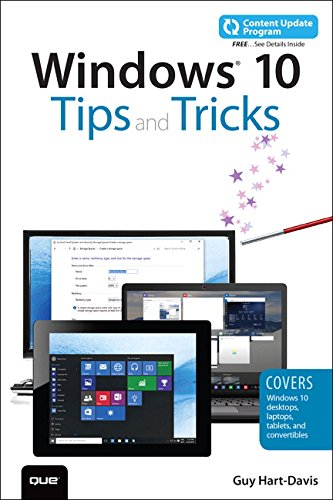 Windows 10 Tips and Tricks (includes Content Update Program)