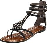 Sam Edelman Women's Georgina Gladiator Sandal,Black,8 M US