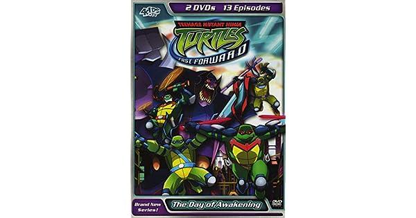 Amazon.com: Teenage Mutant Ninja Turtles: Fast Forward - The ...