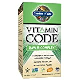 Garden of Life Vitamin B Complex - Vitamin Code Raw B Vitamin Whole Food...