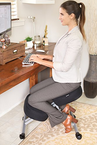 Khalz Kneeling Chair With 50 Extra Padding Ergonomic