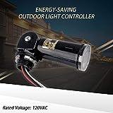 Photocell Light Sensor Switch, Swivel