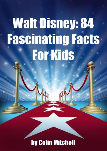 Walt Disney: 84 Fascinating Facts For Kids About Walt Disney