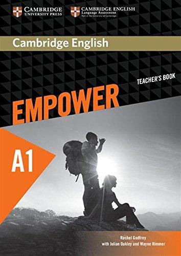 Cambridge English Empower Starter Teacher's - Oakley Julian