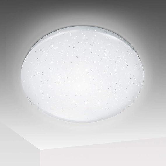 16W LED Deckenleuchte Wohnzimmer Badlampe Treppen Badezimmer Farbwechsel