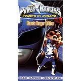 Power Rangers Blue Ranger