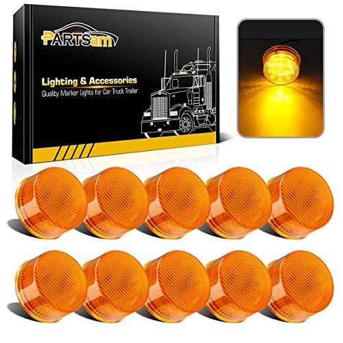 Light Nine Incandescent (Partsam 10x Amber 2