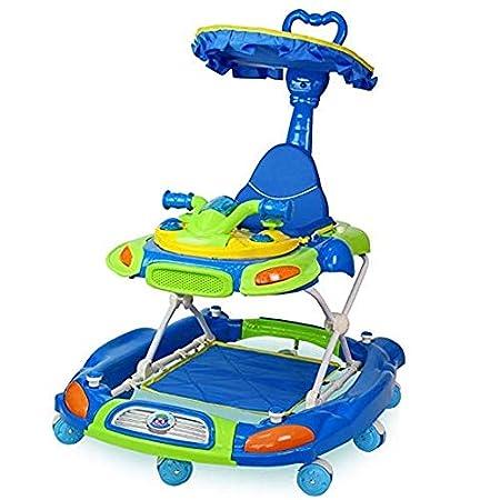 Andador for bebés, Carro de bebé multifunción ...