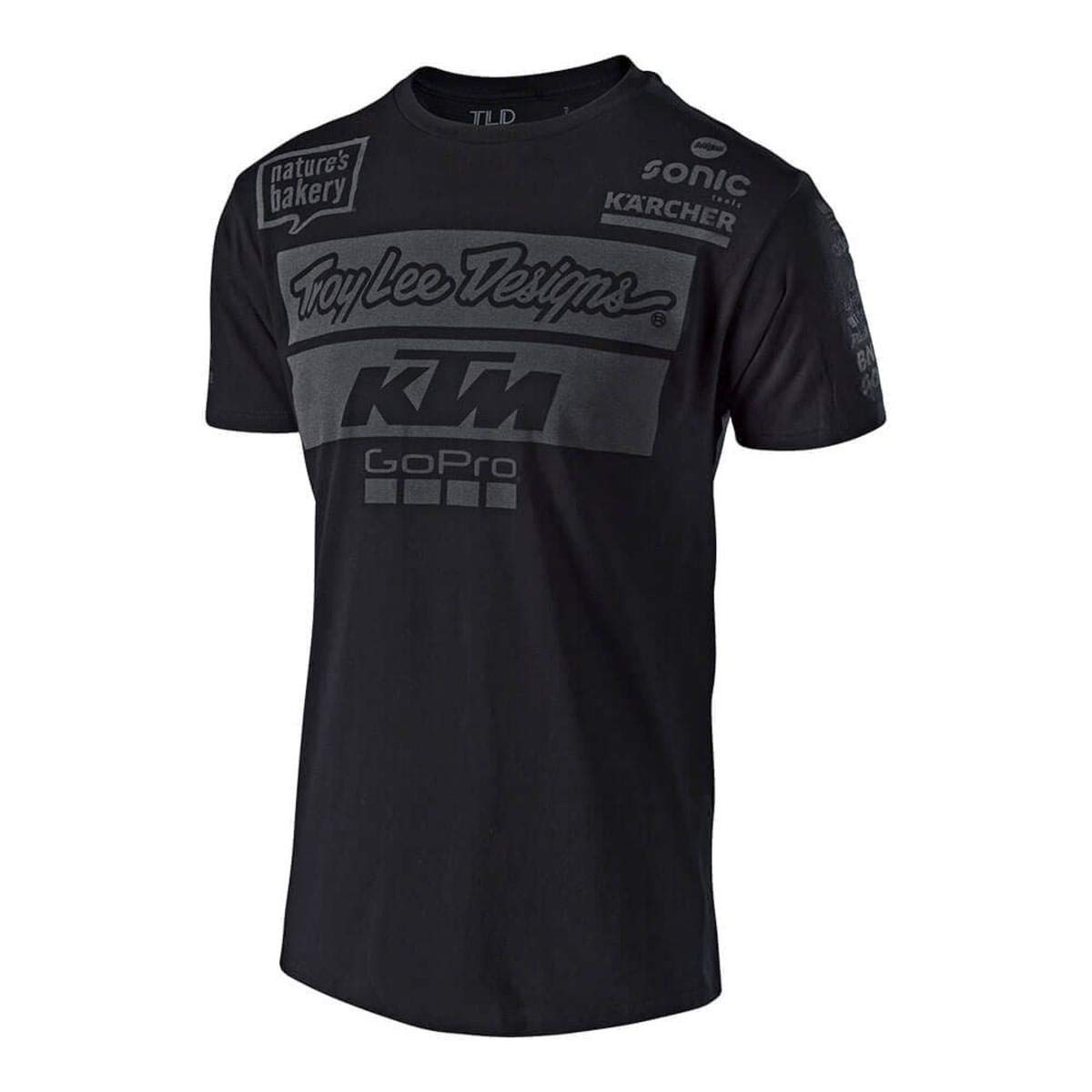Amazon Troy Lee Designs Tld Ktm Team T Shirts 2018 Clothing