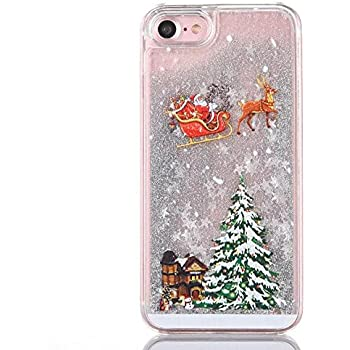 iphone 66s funny casefusicase new fashion style christmas tree rudolph pattern flowing