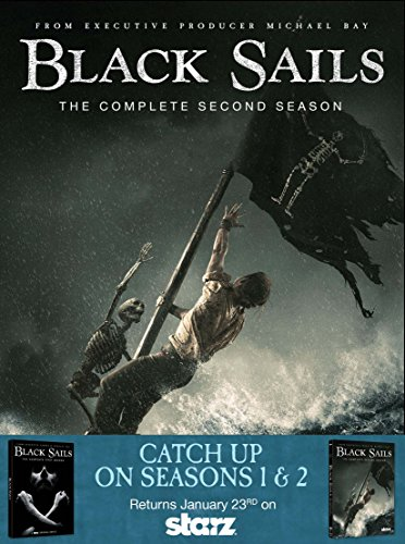 Black Sails: The Complete First and Second Seasons (Best Spartacus Fight Scenes)