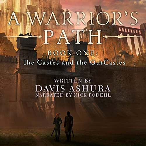 A Warrior's Path: The Castes and the OutCastes Book 1 cover