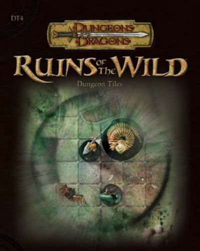 Read Online Ruins of the Wild: Dungeon Tiles 4 (Dungeons & Dragons Fantasy Roleplaying Accessory) pdf epub