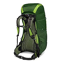 Osprey Packs Exos 58 Backpacking Pack, Tunnel Green, Small