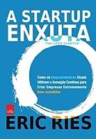 ebook A Startup Enxuta