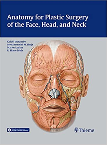 Anatomy For Plastic Surgery Of The Face Head And Neck Kindle