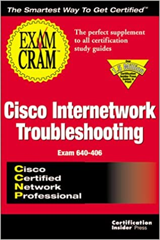 Ccnp Cisco Internetwork Troubleshooting Study Guide: Exams