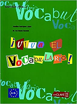 PDF Descargar Viva El Vocabulario - Iniciación