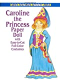 Princess Paper Doll, Robbie Stillerman, 0486413144