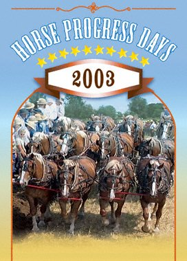 (Horse Progress Days 2003)