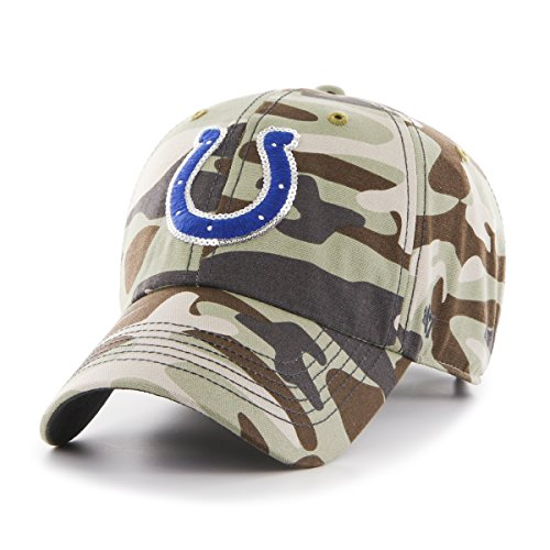 Indianapolis Colts Camouflage Caps.   74ef0b78cae