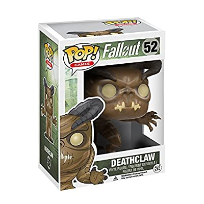Funko POP Games: Fallout - Deathclaw: Funko Pop! Games:: Toys & Games