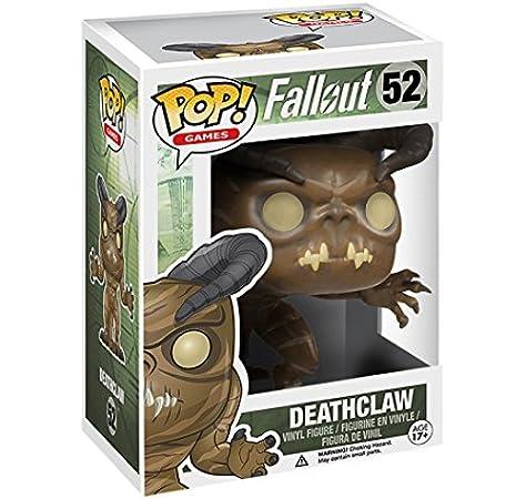 Funko Pop! - Vinyl: Games: Fallout: Deathclaw (5850): Amazon.es: Juguetes y juegos
