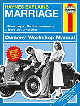 Image result for haynes explains marriage