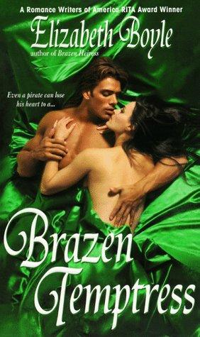 book cover of Brazen Temptress