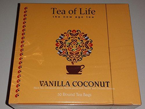 Tea of Life - Vanilla Coconut