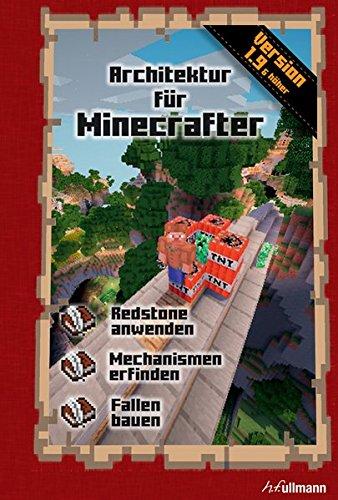 Architektur für Minecrafter Gebundenes Buch – 1. August 2016 Stéphane Pilet Ullmann Medien 374152056X Abenteuer