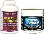 Temple Cleanse & Nordic Aminos Combo Pack