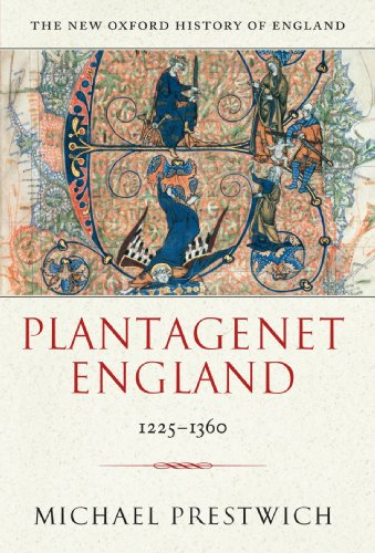 Plantagenet England 1225-1360 (New Oxford History of England)