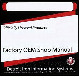1974 Ford F100-F350 Pickup Truck Repair Shop Manual and ...