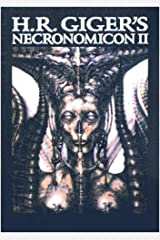H. R. Giger's Necronomicon II Hardcover