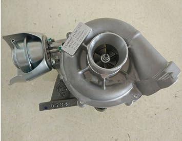 GOWE turbo para Turbo turbina eléctrica GT1544 V 753420 - 0005 753420 - 5 9663199280 753420 - 0004 Turbocompresor para ciitroen: Amazon.es: Coche y moto