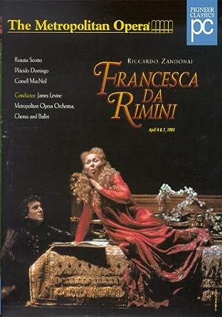 Francesca da Rimini [USA] [DVD]