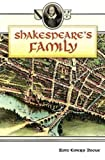 Shakespeare's Family, Kate Emery Pogue, 0275995100