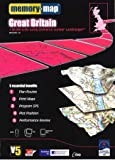 Memory-Map Version 5 Standard Edition - OS Map1:50K - Full GB