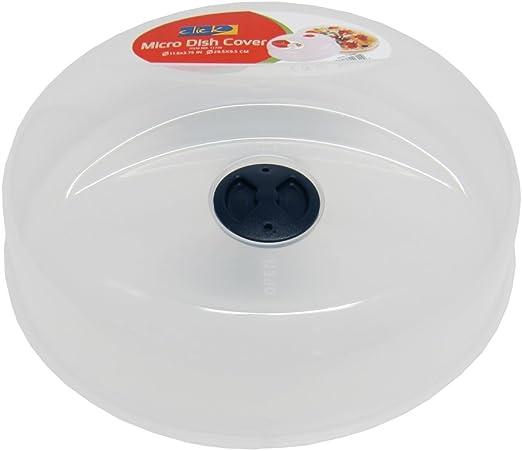 Amazon.com: Haga clic Cubierta Microondas Placa de plástico ...