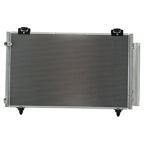 AC Condenser A/C Air Conditioning with Receiver Drier for Toyota Corolla Matrix