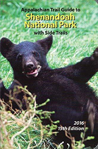 Appalachian Trail Guide to Shenandoah National Park (Appalachian Trail Guides)