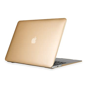 Fintie Funda para MacBook Air 13 - Súper Delgada Carcasa Protectora de Plástico Duro para Apple MacBook Air 13.3