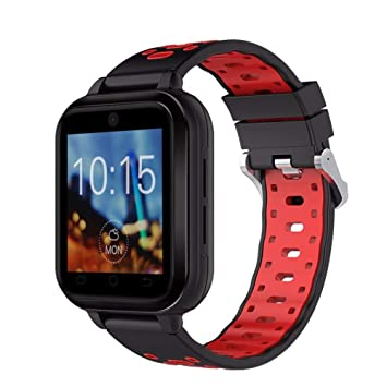 KDSFJIKUYB Smartwatch Quad Core 4G Smart Watch 2MP Cámara ...