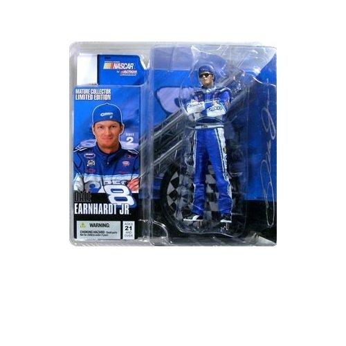 McFarlane Nascar Series 2 Hobby Edition Dale Earnhardt Jr. Action - Dale Jr Sunglasses