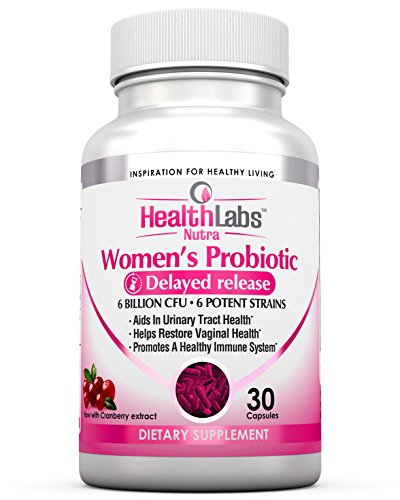 Health Labs Nutra Probiotics Cranberry product image